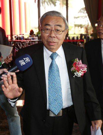 台塑集團總裁王文淵。記者蘇健忠/攝影