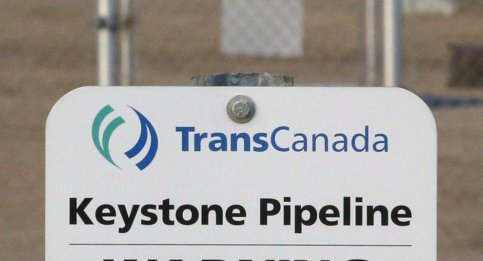 美國聯邦法院法官9日擋下橫跨美國和加拿大的「基石XL」(Keystone XL)...