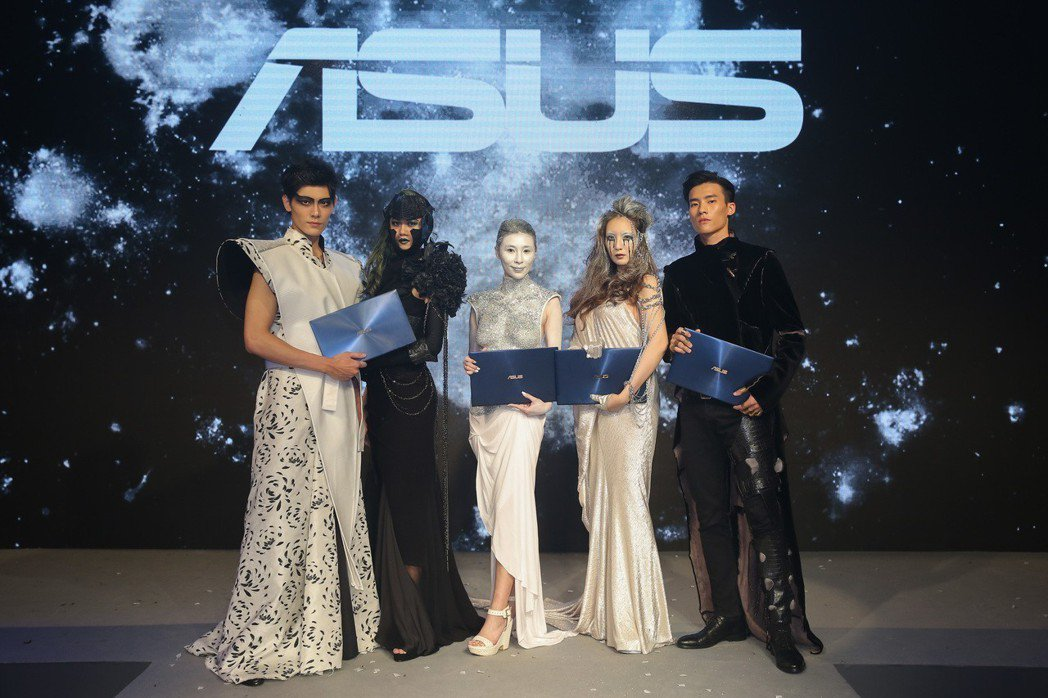 ASUS ZenBook x Alexander King Chen美‧力傳承聯...