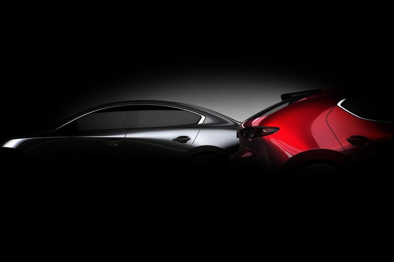 Mazda公佈洛杉磯參展陣容 新世代Mazda3終於要來了!