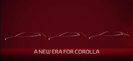 新世代Toyota Corolla Altis 確定下週廣州車展發表!