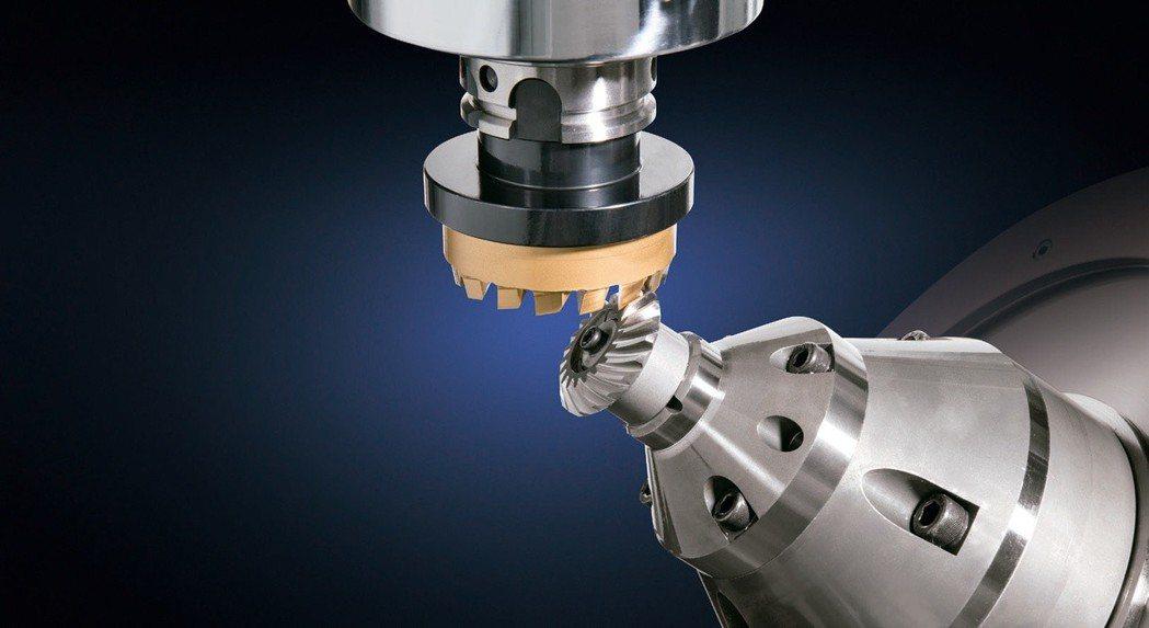 內、外螺紋磨床第一品牌MATRIX推出最新一代傘齒輪切齒機GBC-4028,給予...