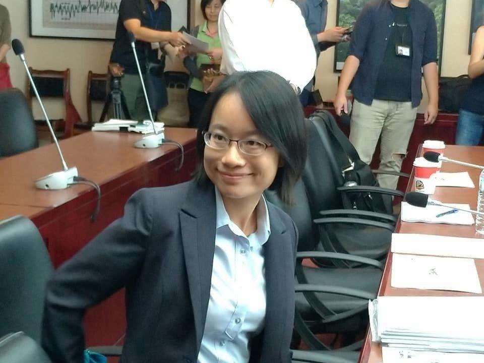 北農總經理吳音寧被戲稱是年薪250萬的實習生。圖╱聯合報系資料照片