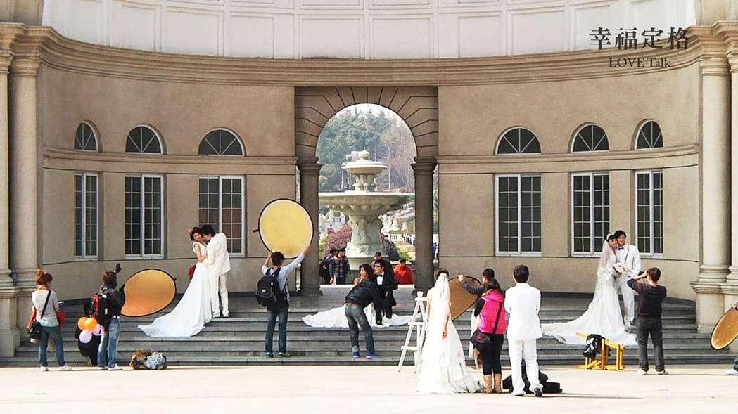 《幸福定格》被單身觀眾形容是「看了讓人不敢結婚的婚姻恐怖片」。圖/高雄市電影館提...