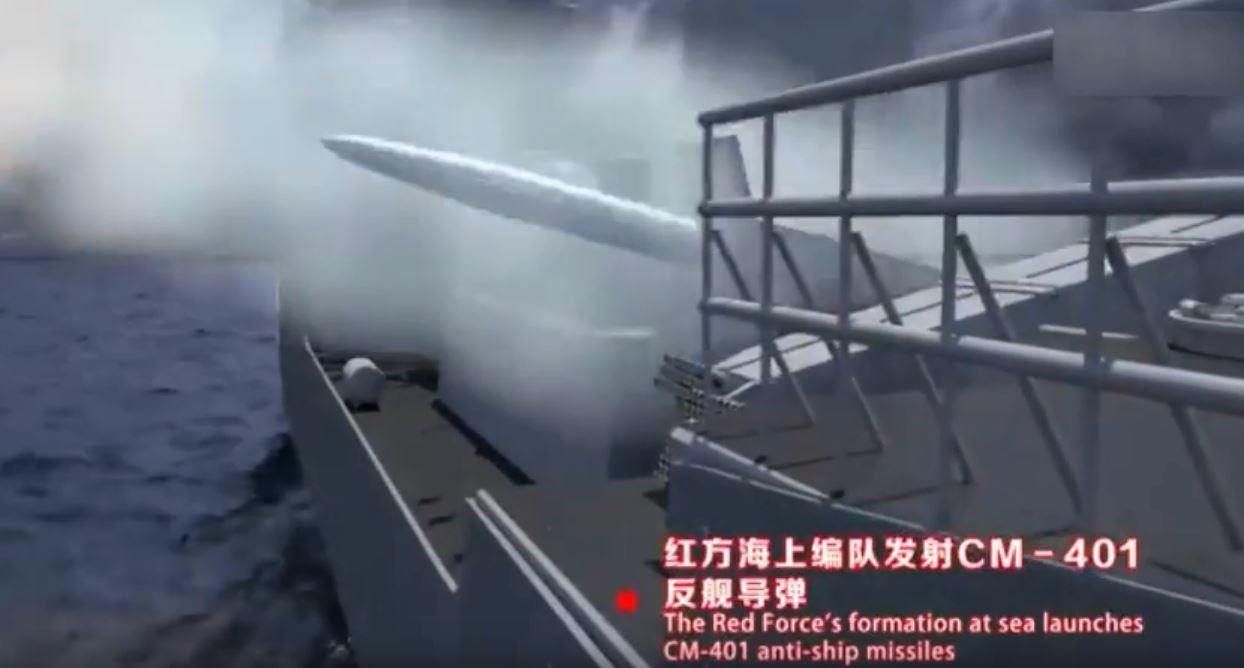 該宣傳片相關截圖。(香港01)