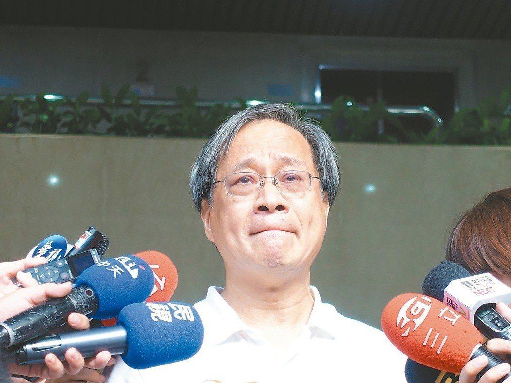 台北市長柯文哲的競選總幹事小野。本報資料照片