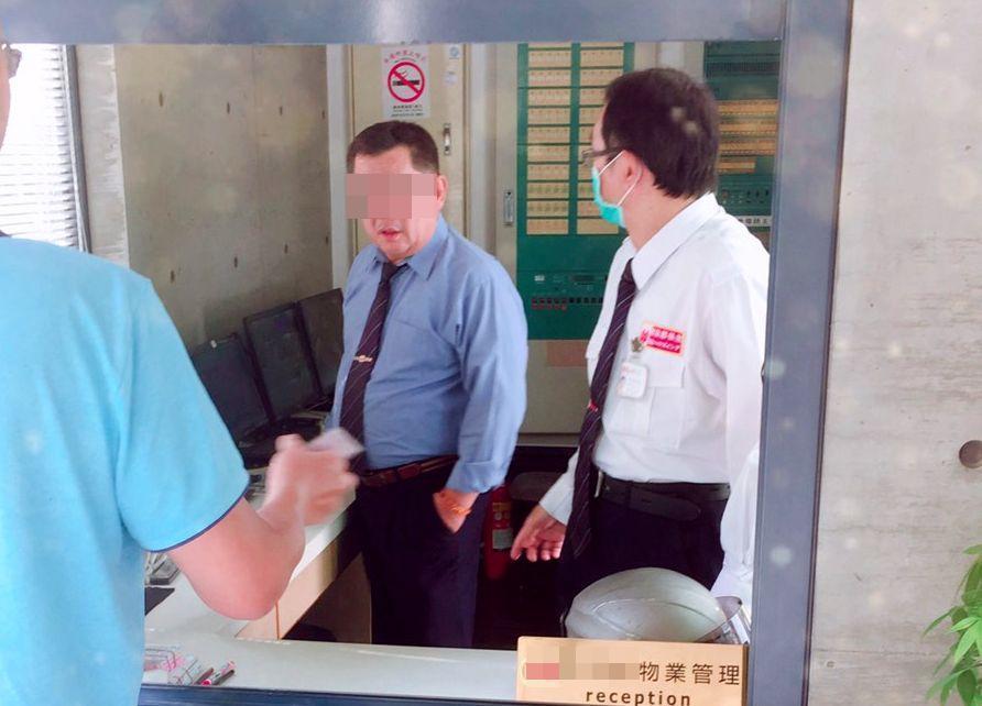 高雄市警方在趙嘉寶通緝後仍「趴趴走」的消息傳開,曾赴趙的住處大樓查訪。記者林保光...