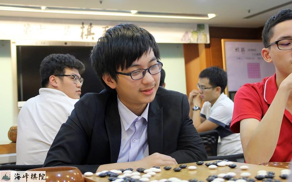 第11屆棋王挑戰者許皓鋐,今年才17歲。圖/英格國際行銷提供