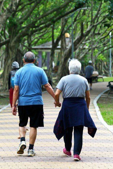 美、台醫學界近年也發現了長壽基因。 圖/聯合報系資料照片