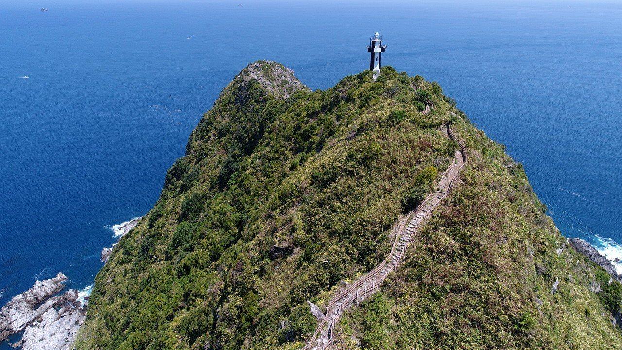 基隆嶼11月26日起試營運,可以登島了。圖/基隆市政府提供