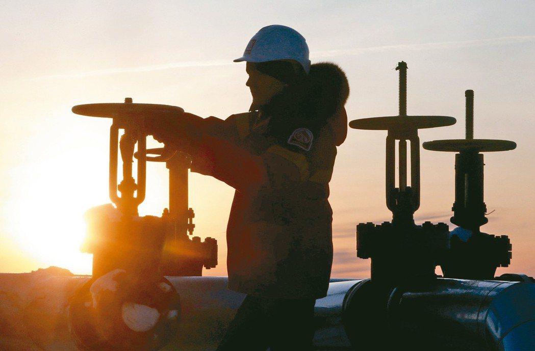 國際油價跌不休,紐約西德州油價在短短五周內重挫逾20%,墜入「熊市」,倫敦布侖特...