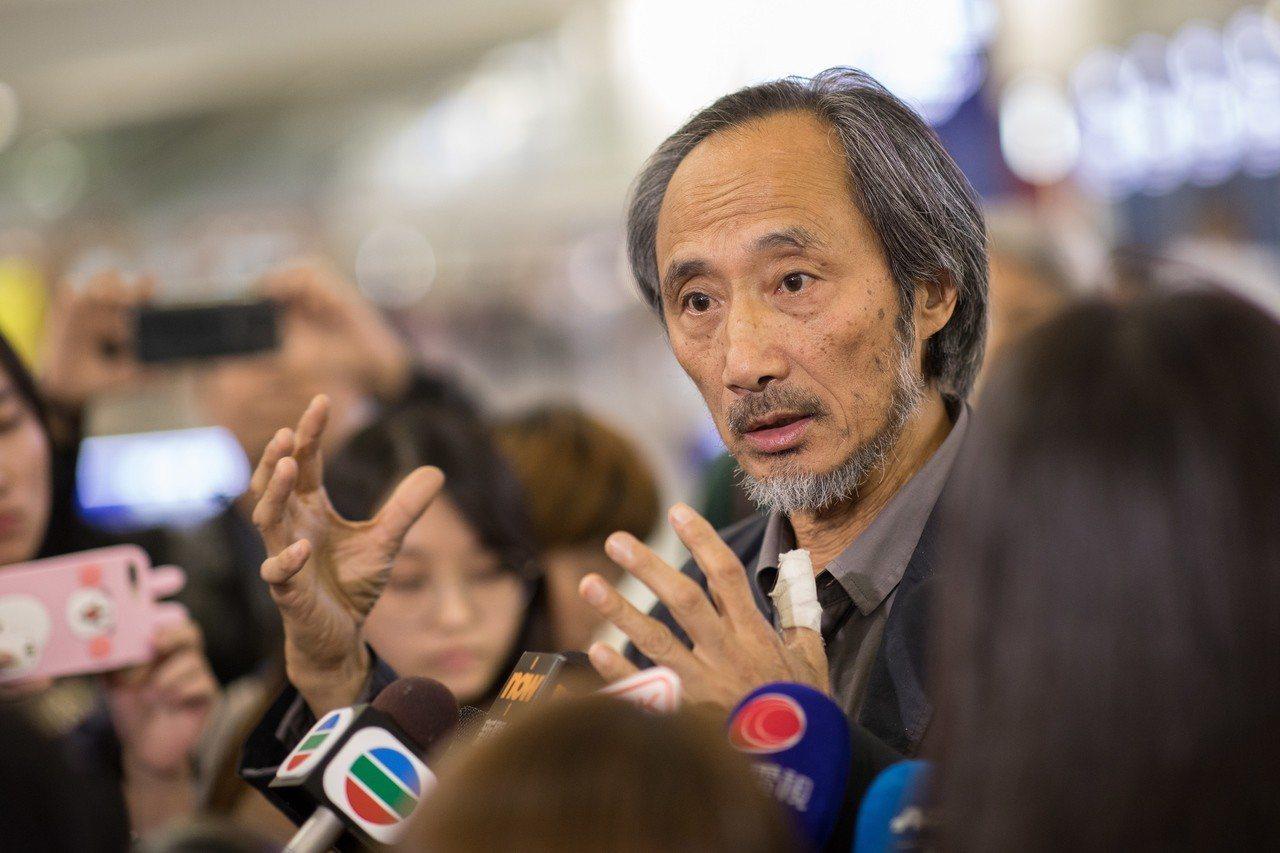 曾被中國拒入境、最近發表新書《中國夢》的作家馬建,原定今天在中環「大館」舉行香港...
