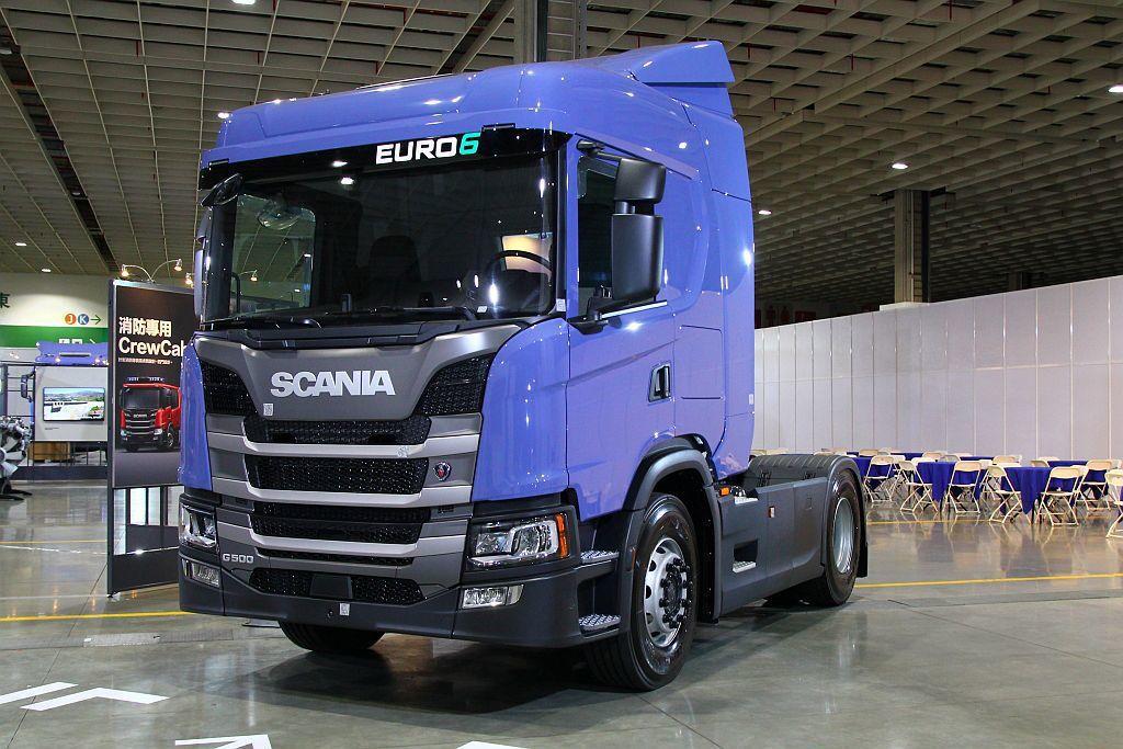 豐富的動力編成包含280hp、320hp、370hp、410hp、450hp、500hp到650hp,讓企業主能選擇到最合適的新世代Scania。 記者張振群/攝影
