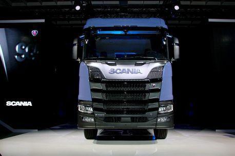 重型商用車老闆們注意!瑞典Scania在台首發六期環保引擎重車