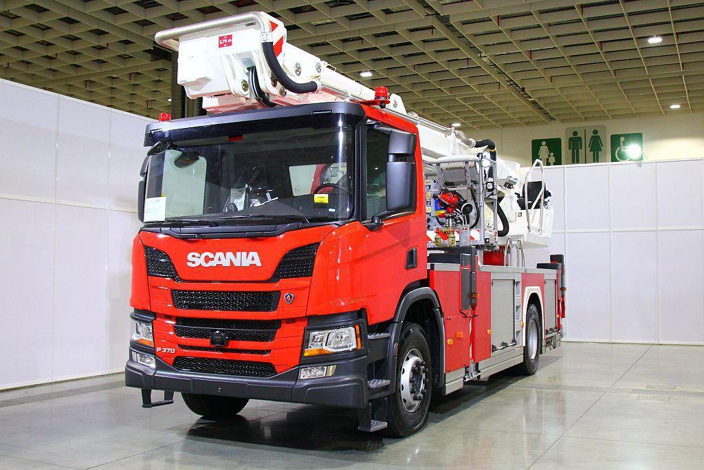 新世代Scania不僅提供多種車型可選用也能針對不同需求量身打造,滿足各行各業不同的用車環境。 記者張振群/攝影