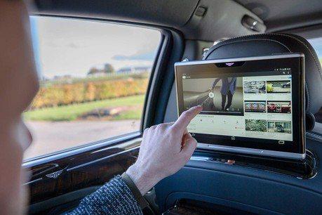 Bentley將全面導入超級車內WiFi系統!5G或6G超快速網路