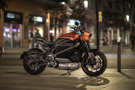 哈雷重機也可以很安靜?Harley-Davidson Live Wire電動重機!