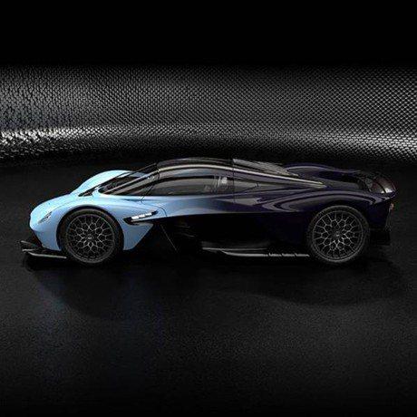 Aston Martin Valkyrie最新廠照曝光!