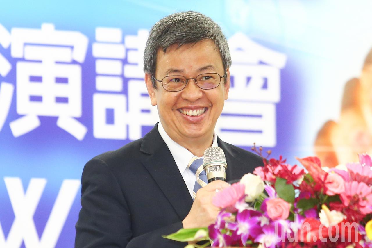 副總統陳建仁上午出席2018台灣醫學週開幕典禮,致詞說最近常接見新南向國家的外賓...