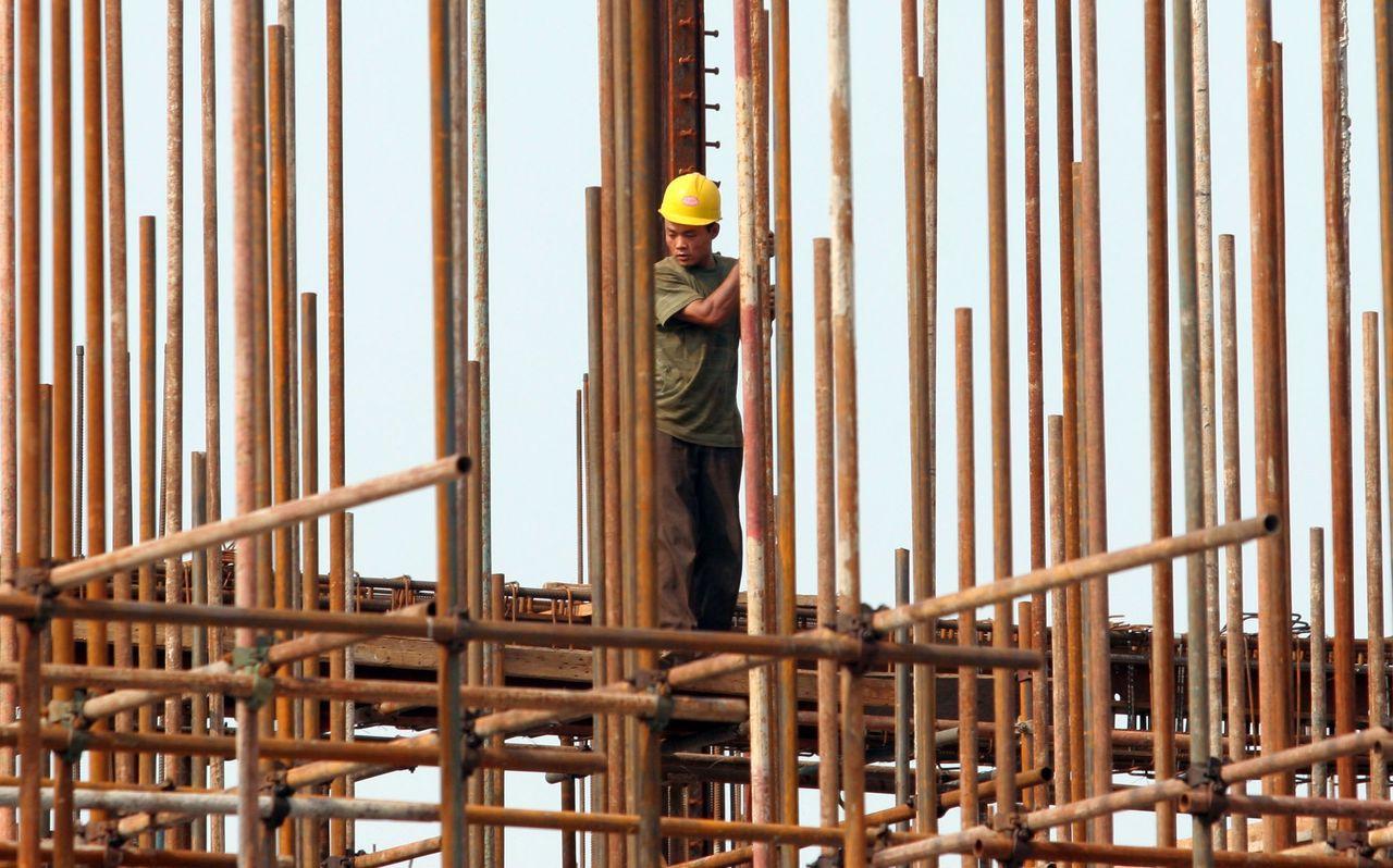 銅、鋼等大宗商品主要消費國中國的經濟成長趨緩,連帶使商品價格欲振乏力。美聯社