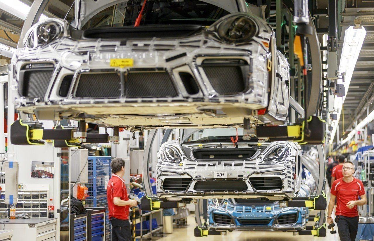 英國脫歐嚴重衝擊歐洲汽車業。歐新社