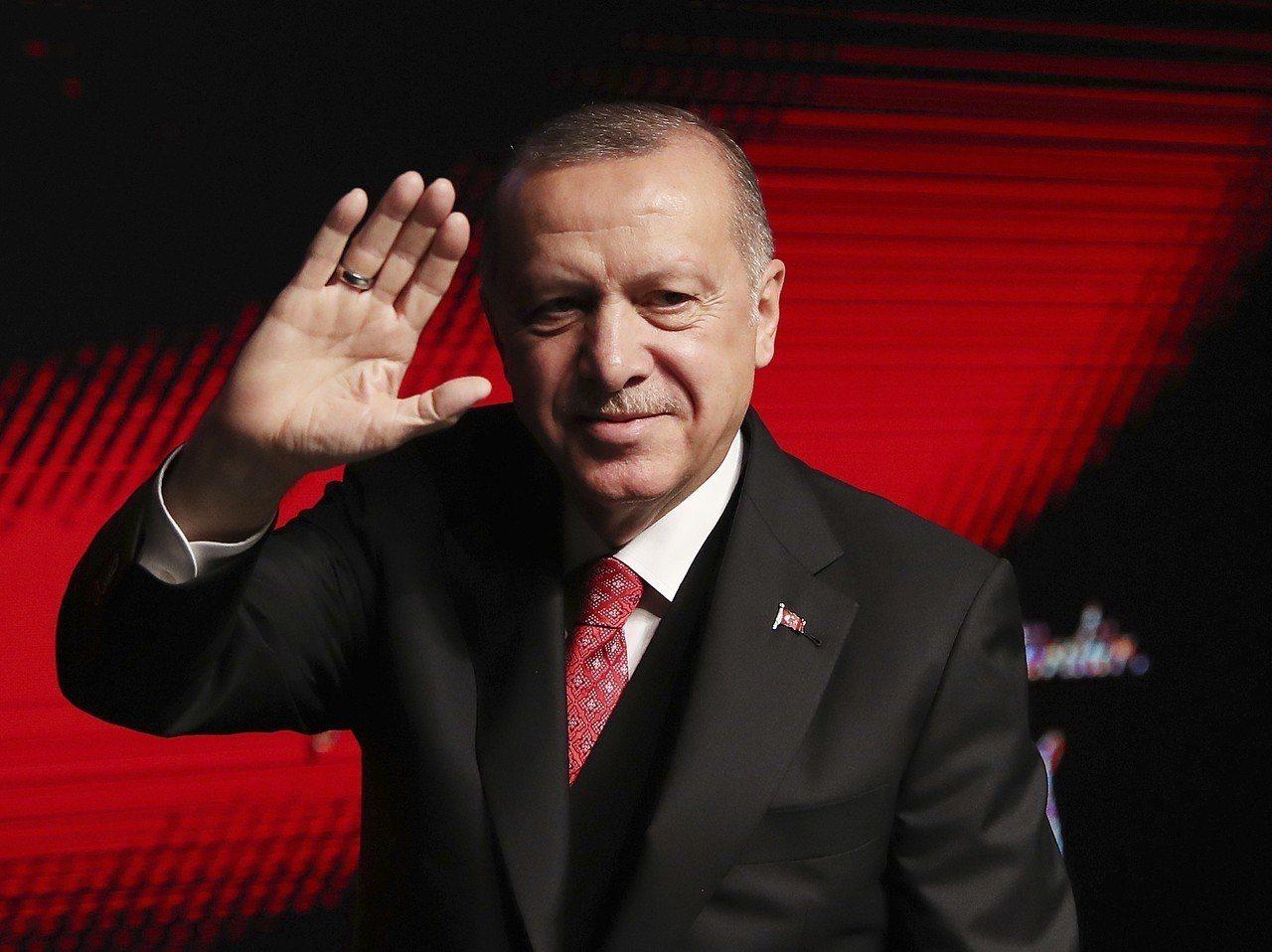 土耳其總統厄多安表示,已將哈紹吉案錄音檔與沙、美等國分享。(美聯社)