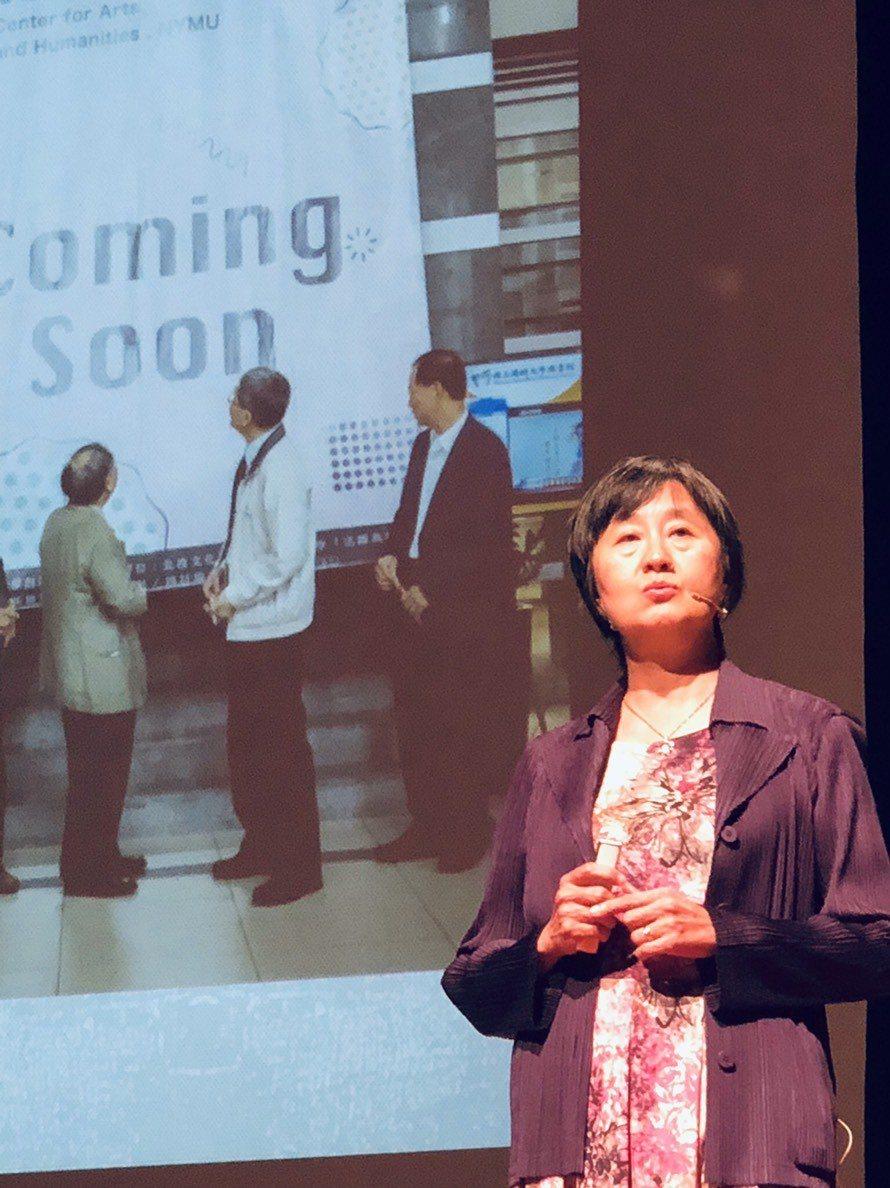 陽明大學科技與社會研究所所長林宜平表示,今年推動白色設計樂齡工作坊,為高齡生活的...