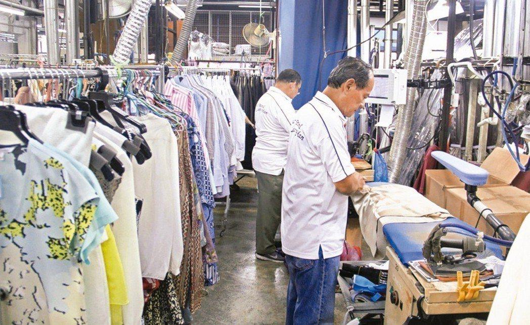 提供南韓90%就業的中小企業陷入困境,對勞動市場和消費有重大影響。 美聯社
