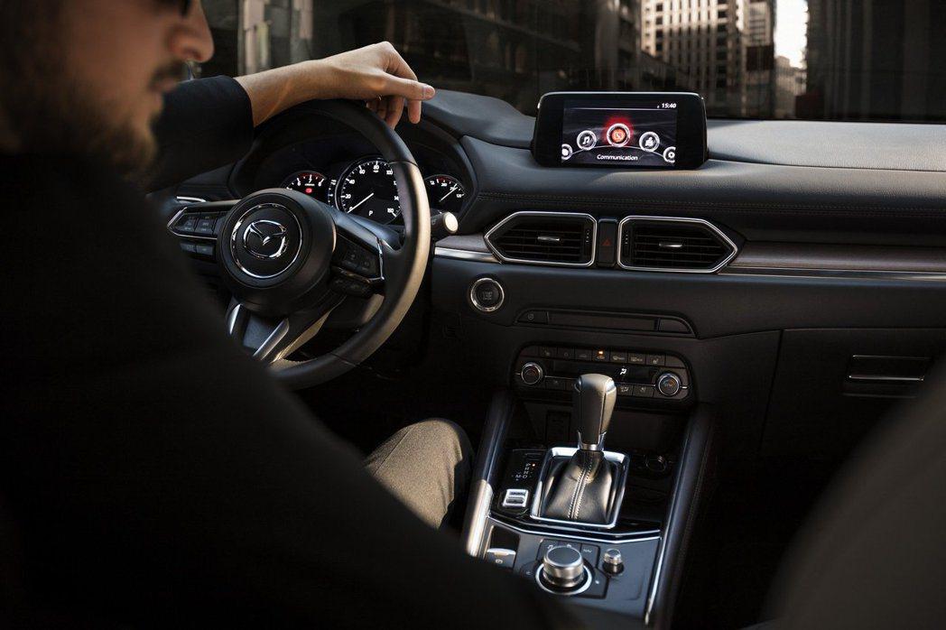 MZD Connect 主機可支援Android Auto和Apple CarP...
