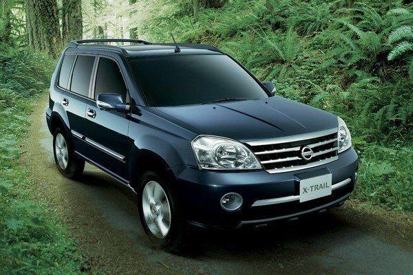2006 Nissan X-Trail休旅車 摘自Nissan