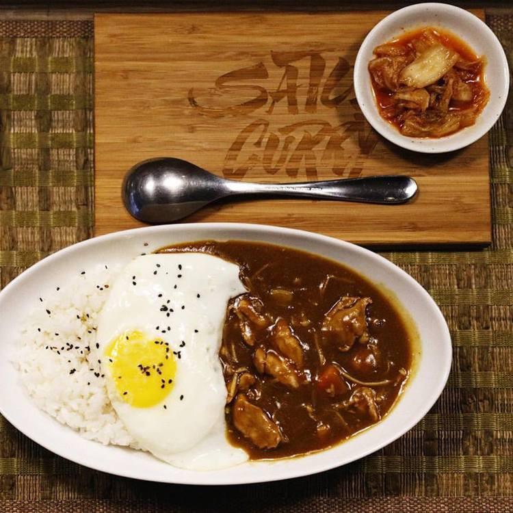 圖/佐藤咖哩 Sato Curry