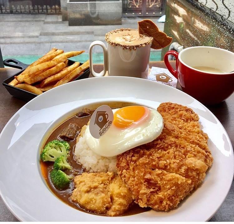 圖/BooGoo Café 布咕咖啡