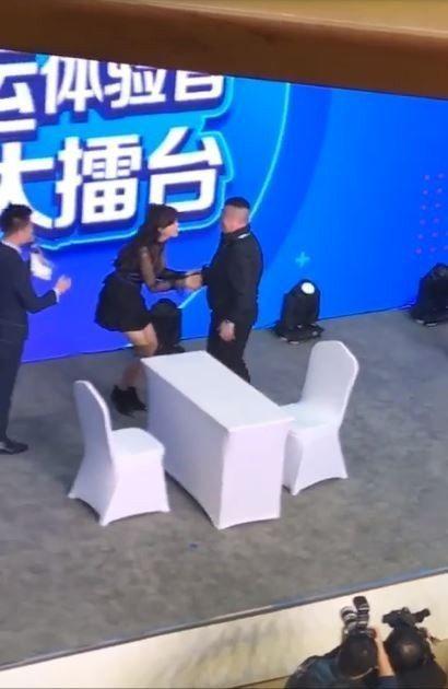 林志玲。圖/摘自微博