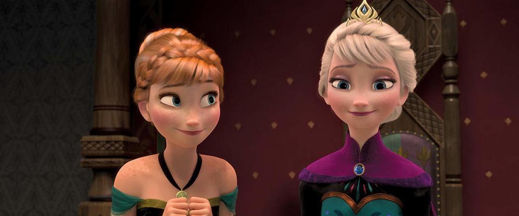 「冰雪奇緣2」仍會聚焦在安娜、艾莎姊妹身上。圖/摘自imdb