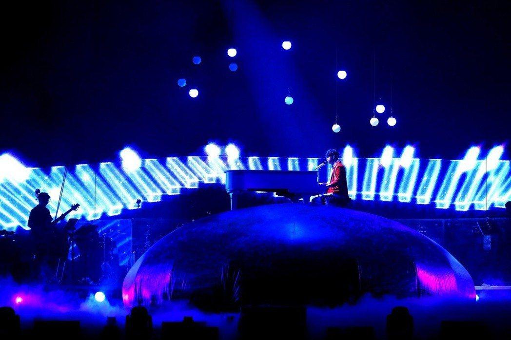 光良10日在馬來西亞開唱。圖/星娛音樂提供