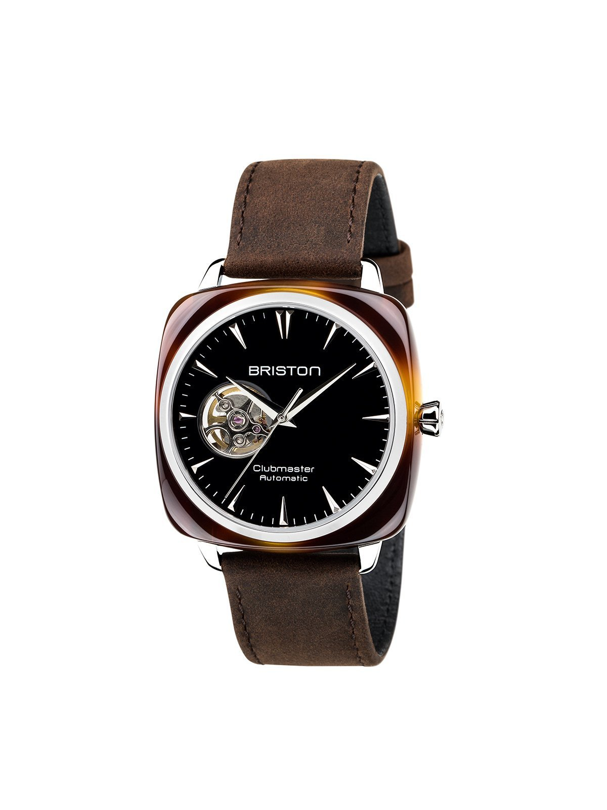 BRISTON Clubmaster系列ICONIC鏤空機芯腕表,18,300元...