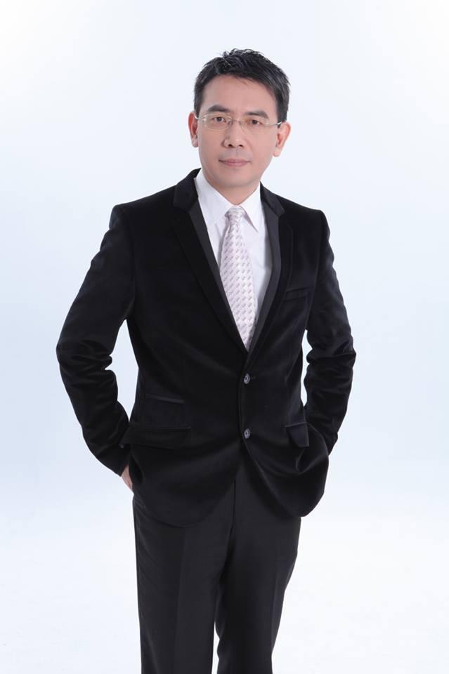 東森「關鍵時刻」主持人劉寶傑。圖/摘自劉寶傑臉書