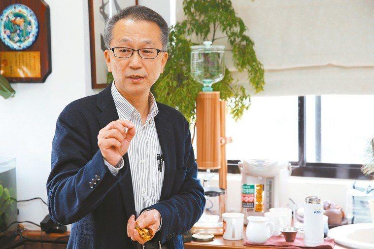 台北醫學大學公共衛生系教授韓柏檉。圖/本報資料照片