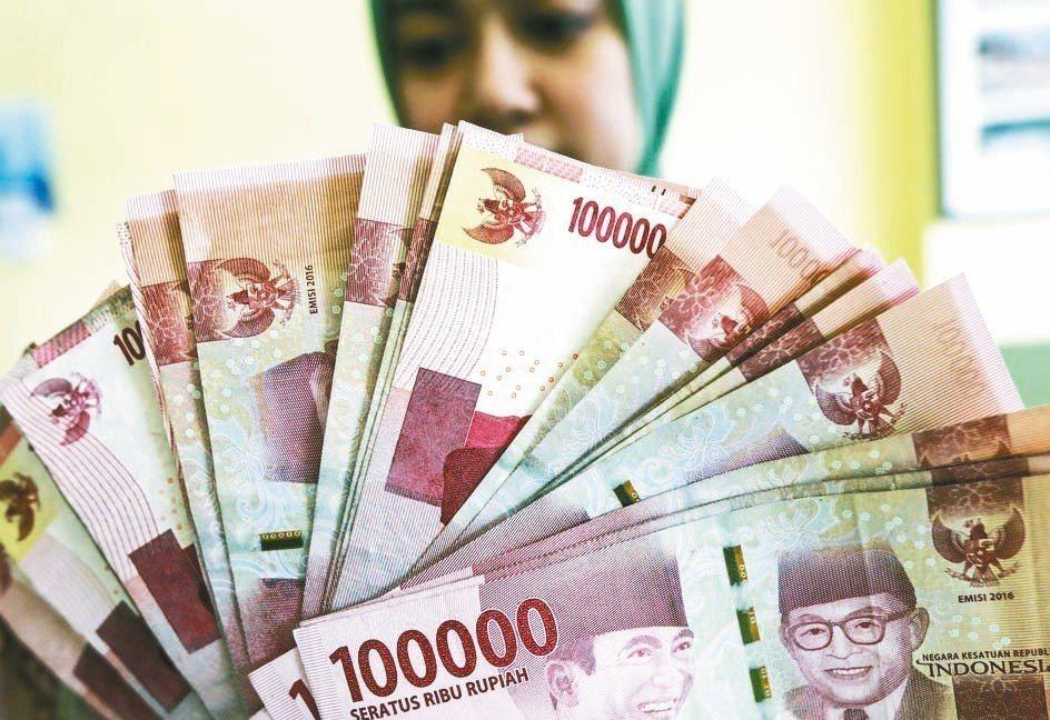 印尼債近月來漲8%,顯示市場動盪將告終。 歐新社