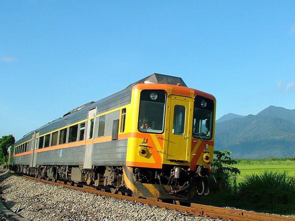 DR3100自強號。 圖片來源/台鐵提供