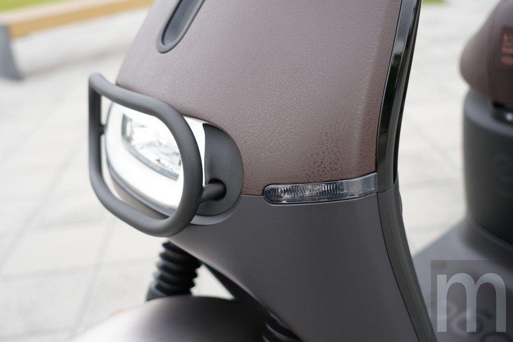 LED燈具特別採用外框保護