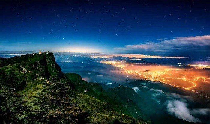 峨嵋山。 圖/官網