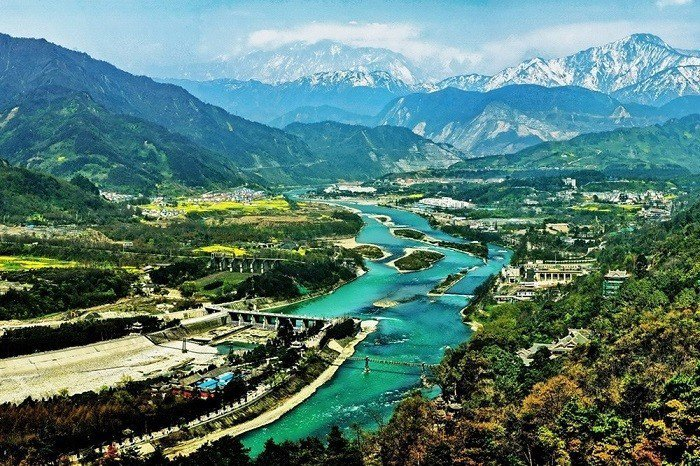 都江堰。 圖/tsichuan.com