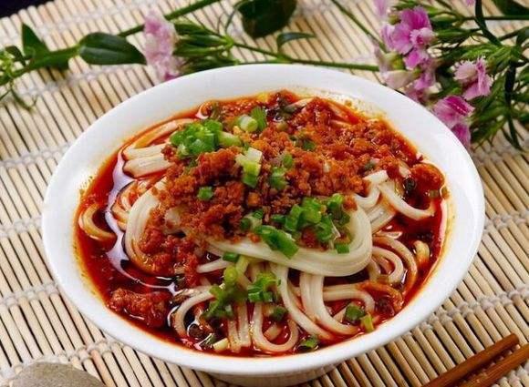 擔擔麵。 圖/xingqu.baidu.com