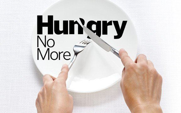 不讓小孩餓肚子。 圖/experiencelife.com