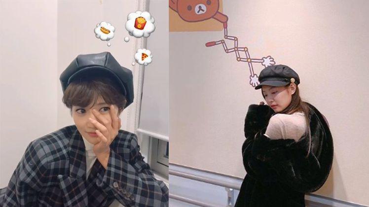 圖/高俊熙IG、Jennie IG,Beauty美人圈提供