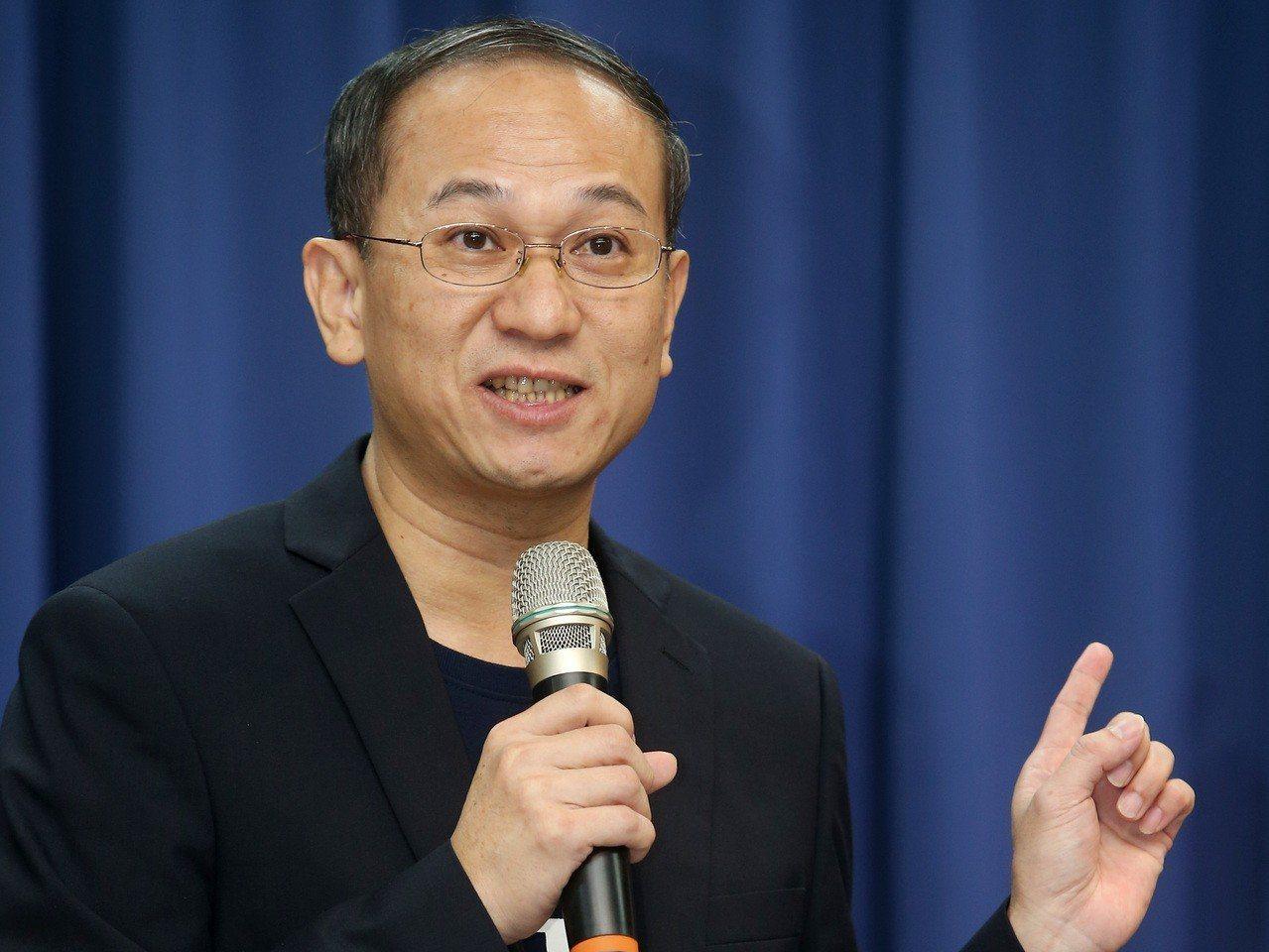 國民黨文傳會代理主委唐德明。圖/聯合報系資料照片