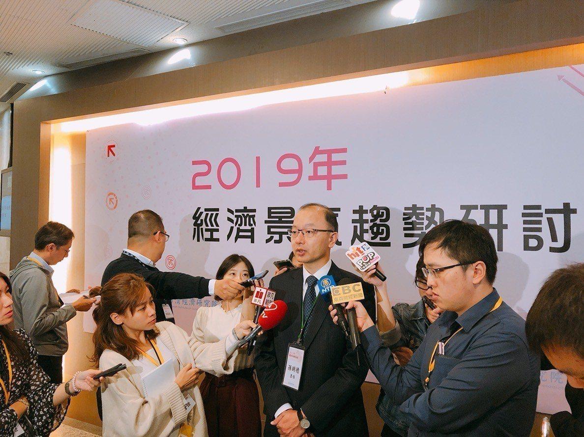 台經院景氣預測中心主任孫明德表示,台灣明年經濟成長率恐將陷入「保二」困境,直言「...