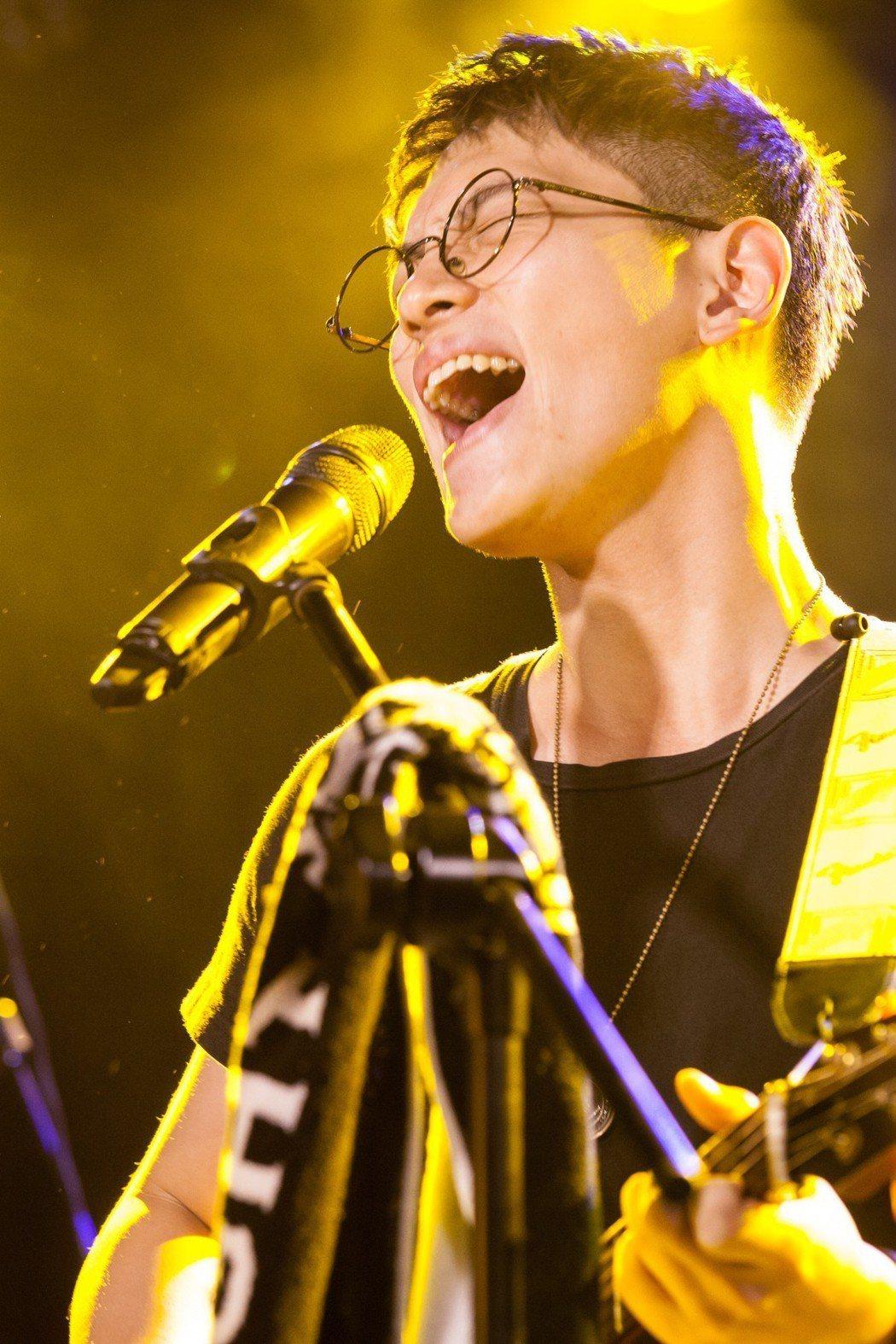 邱振哲預計12月在台北舉辦演唱會。圖/杰思國際娛樂提供