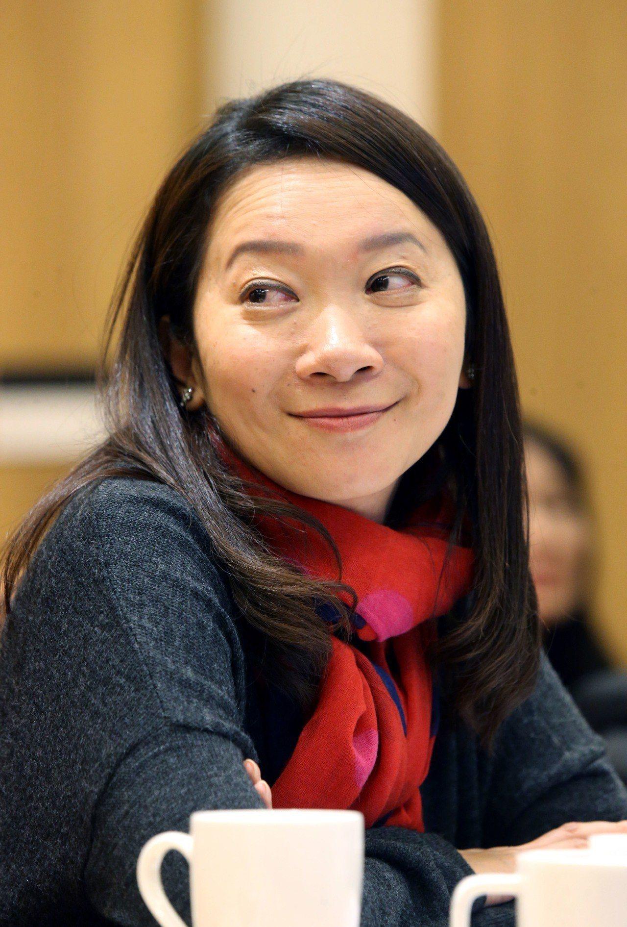 作家李維菁日前因癌症過世,享年49歲。聯合報系資料照/記者林俊良攝影